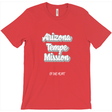 Load image into Gallery viewer, Arizona Tempe Mission T-Shirt