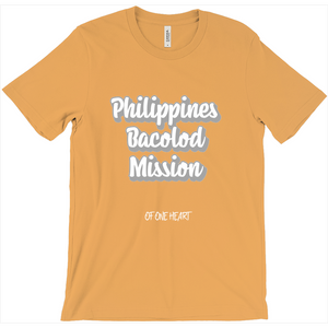 Philippines Bacolod Mission T-Shirt