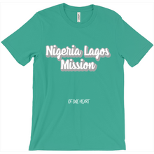 Load image into Gallery viewer, Nigeria Lagos Mission T-Shirt
