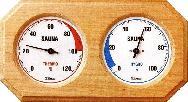 Thermo- en hygrometer - Monotherm Webshop
