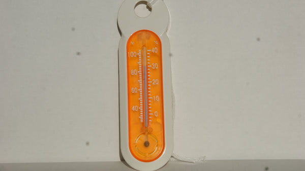 Thermometer Orange - Monotherm Webshop