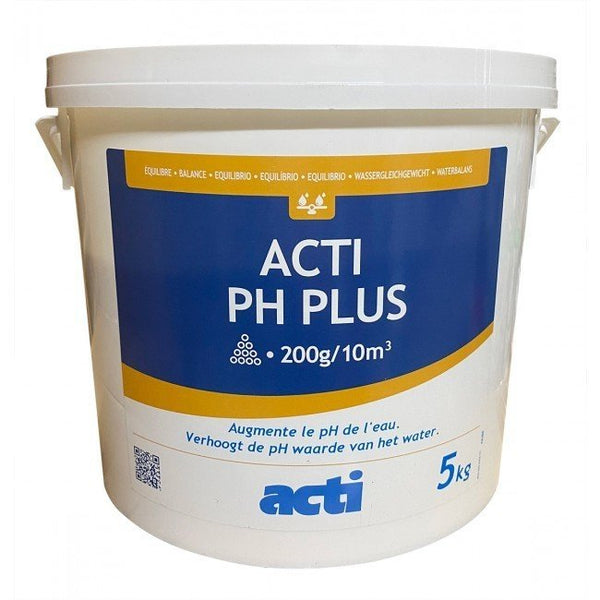 Acti pH plus, 5 kilo - Monotherm Webshop