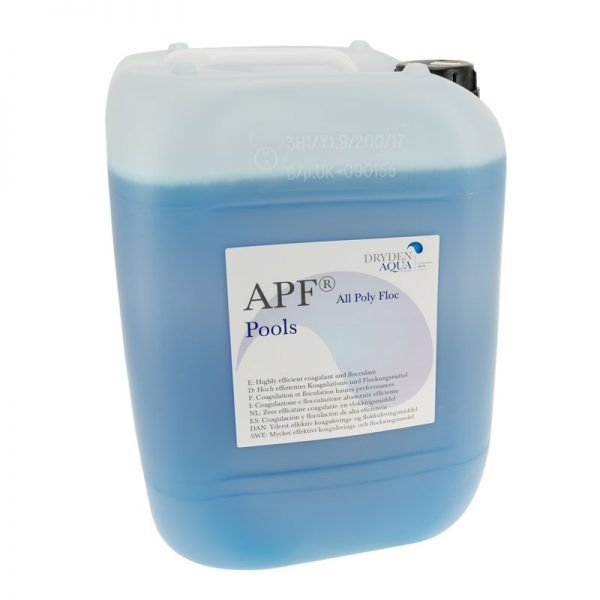 Active Poly Floc (APF), 20 liter - Monotherm Webshop
