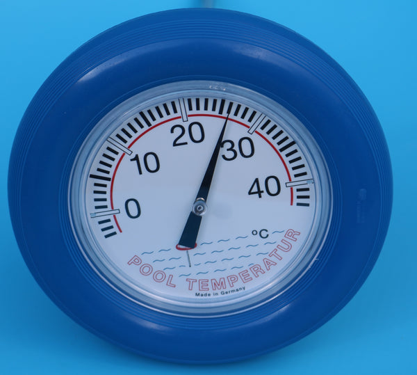 Thermometer met drijfring - Monotherm Webshop