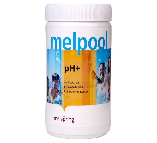 Melpool pH plus, 1 kilo - Monotherm Webshop