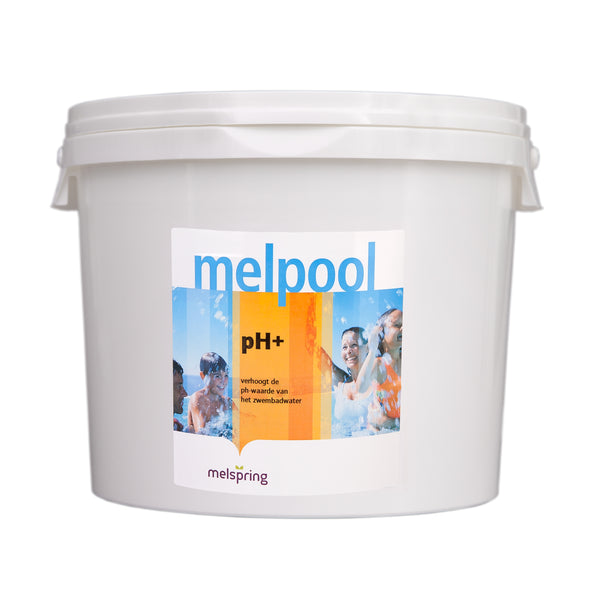 Melpool pH plus, 5 kilo - Monotherm Webshop