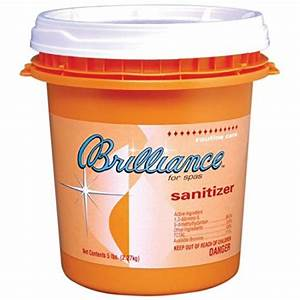Brilliance Sanitizer 5#