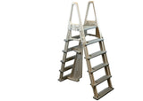 Above Ground Ladder A-Frame (Flip up)