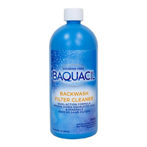 Baquacil Backwash Filter Cleaner (1 qt.)