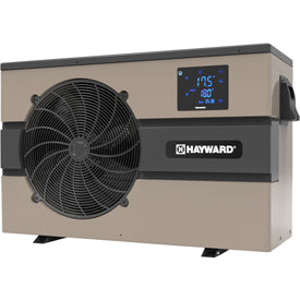 Pool Heater Electric Heat Pump 45k BTU Hayward Above Ground (typically 10k gallons or less)