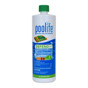 Poolife Defend+ Algaecide (1 qt)