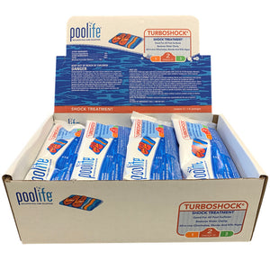 Poolife TurboShock Shock Box of 12 (1 lb)