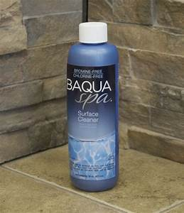 Baqua Spa Surface Cleaner