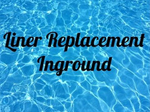 Liner Replacement- Inground Pools