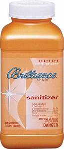 Brilliance Sanitizer 1.5#