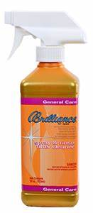 Brilliance Spray & Rinse Filter Cleaner