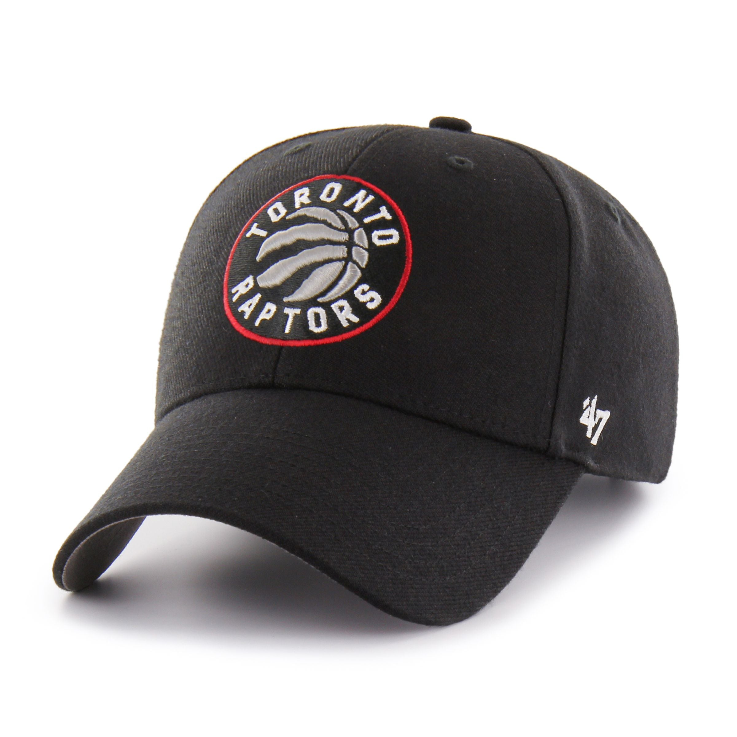 Raptors Black MVP cap