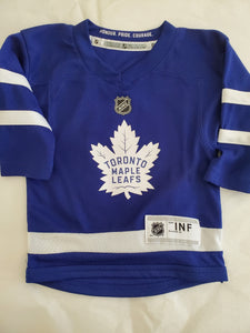 NHL Official Licensed Replica Jersey - Toronto Maple Leafs -  Infant