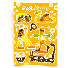 Load image into Gallery viewer, Egg Lovers Stickers