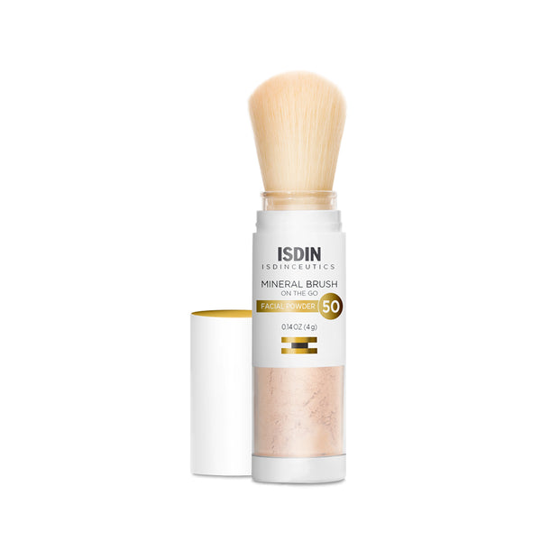ISDIN Mineral Brush - Facial Powder SPF 50