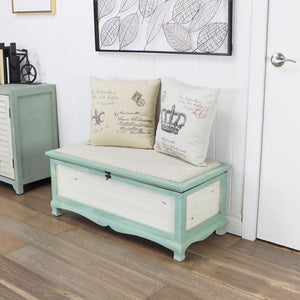 Farmhouse style bench - Annelisse's