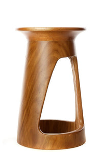 "18"" Tweneboa Wood Portal Table - Annelisse's"