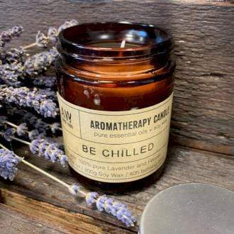 Aromatherapy Candle--Be Chilled - Annelisse's