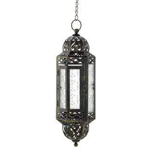 Hanging Victorian Candle Lantern - Annelisse's