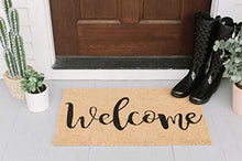 Load image into Gallery viewer, Printed Doormat - (I Hope You Like Dogs) - Annelisse's