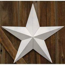 White Barn Star, 24 in - Annelisse's