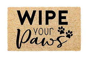 Printed Doormat - (I Hope You Like Dogs) - Annelisse's