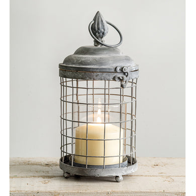 Rounded cage lantern - Annelisse's