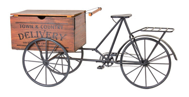 Adorable Vintage messenger bicycle - Annelisse's