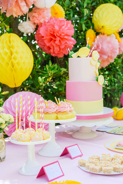 Ask The Expert: How to Make Your Dessert Table the Center of Your Next Party with Sweet E's Bake Shop