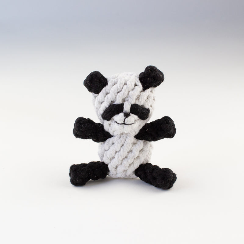 Dog toy panda Willow Walks