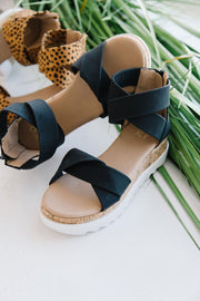 AMELIA-30 BLACK - FYShoes