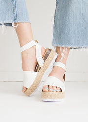 CANDIDE-1 WHITE - FYShoes