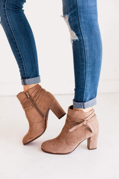 CENTER TAUPE - FYShoes