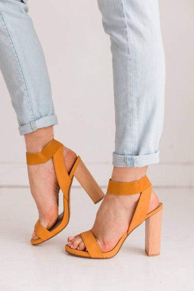 CEYLON MANGO YELLOW - FYShoes