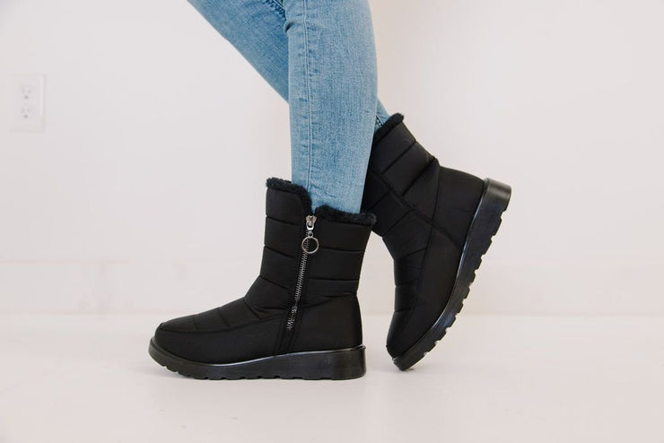 COLEEN-99 BLACK - FYShoes