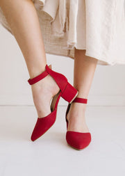 COSMO-01 RED - FYShoes