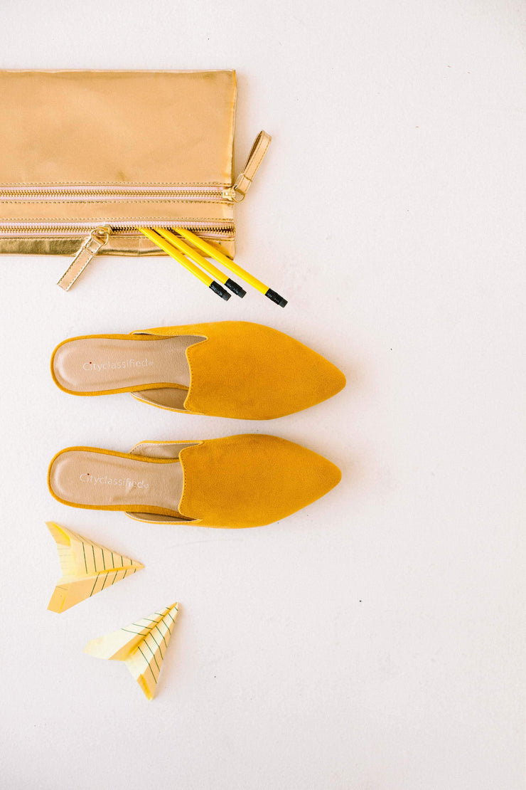 DESIGN MUSTARD - FYShoes