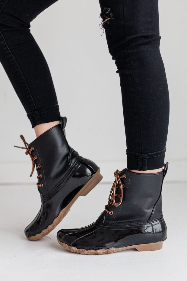 DEVINA-07 BLACK - FYShoes
