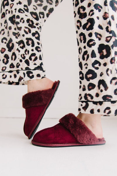 FALLON-2 BURGUNDY RED - FYShoes