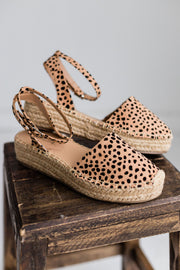 FIESTA CHEETAH NATURAL - FYShoes