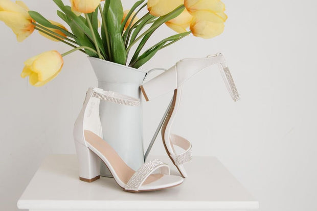 GALLERY-45 WHITE - FYShoes