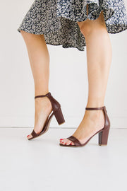 HANNAH-1 BROWN - FYShoes