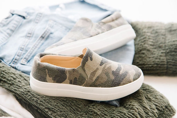HIKE CAMO - FYShoes