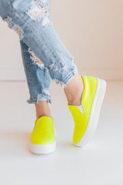 HIKE YELLOW NEON - FYShoes