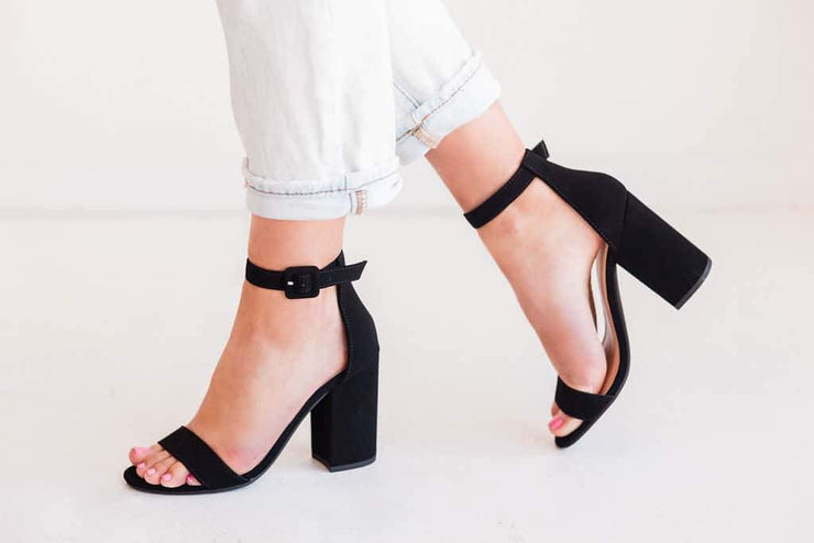 IRIS BLACK - FYShoes